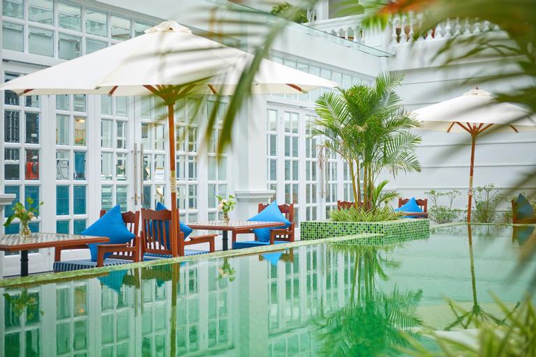 Manoir Des Arts Hotel, Hồng Bàng