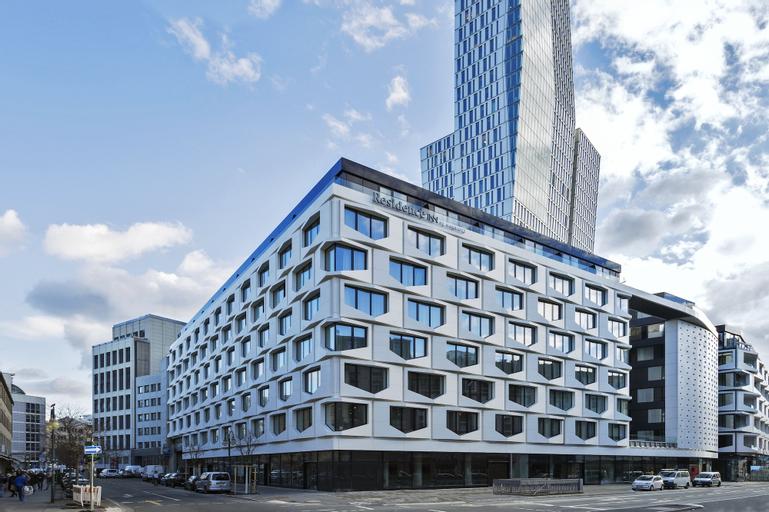 Residence Inn Frankfurt City Center, Frankfurt am Main