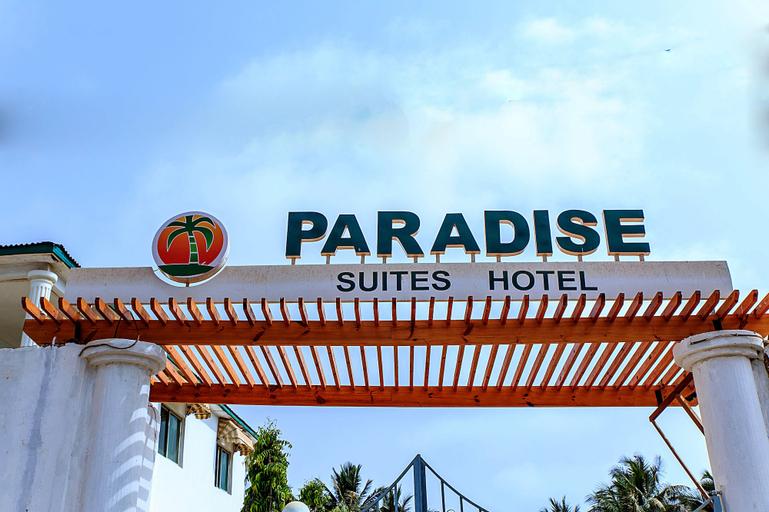 Paradise Suites Hotel, Kombo Saint Mary