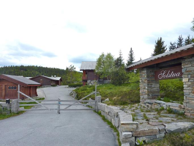 Solstua Lifjell, Bø
