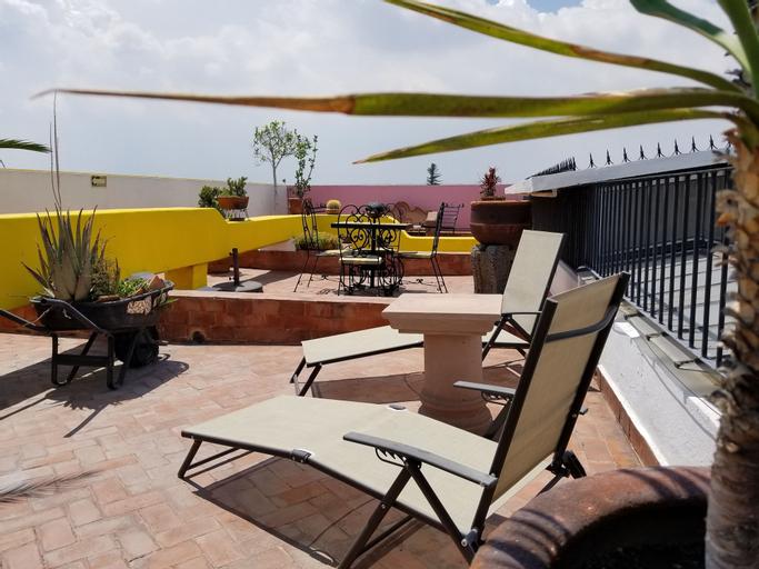 Suites Sofia, Querétaro