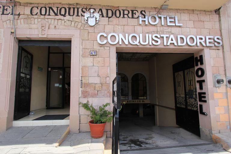 Hotel Conquistadores, Zacatecas