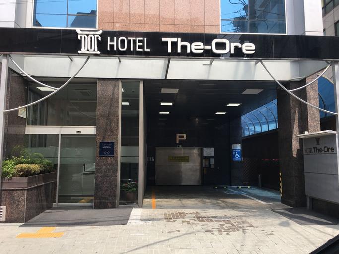 Hotel The-Ore, Seodaemun