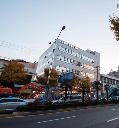 K-Grand Hostel Yeosu, Yeosu