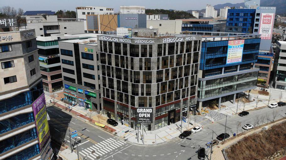 Boscoa Hotel, Wonju