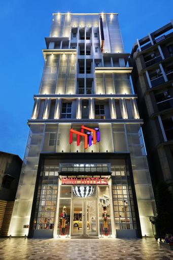 MINI HOTELS (Taichung Station Branch), Taichung