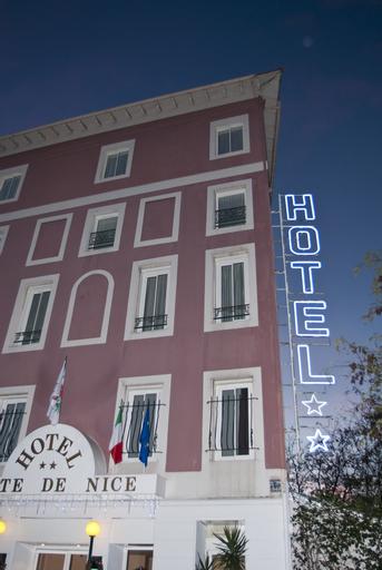 Hôtel Comte de Nice, Alpes-Maritimes