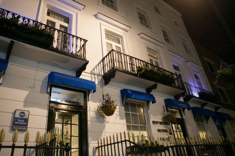 Best Western Victoria Palace, London