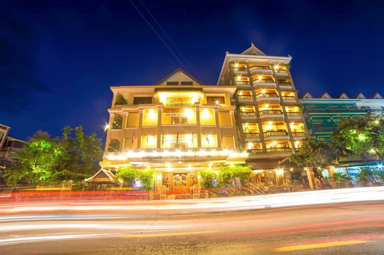 Banan Hotel, Svay Pao