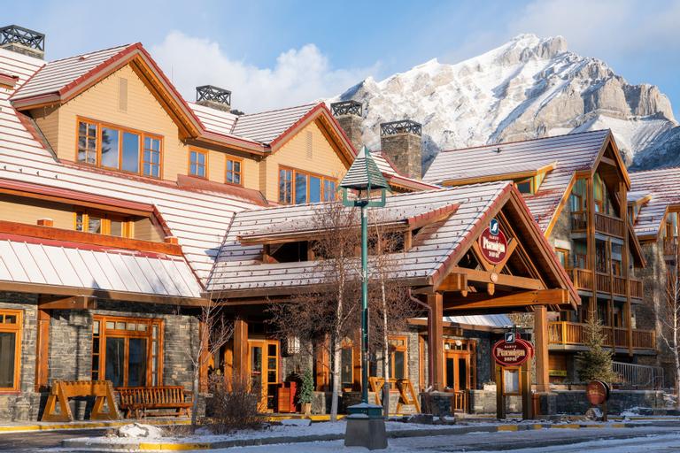 Banff Ptarmigan Inn, Division No. 15