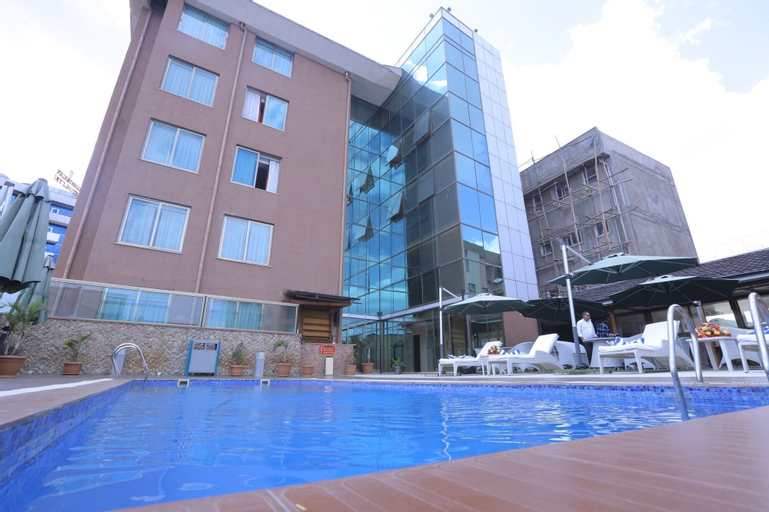 Saro Maria Hotel, Addis Abeba