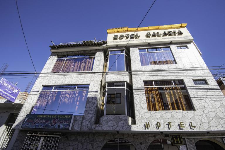 Hotel Galaxia, Huaraz