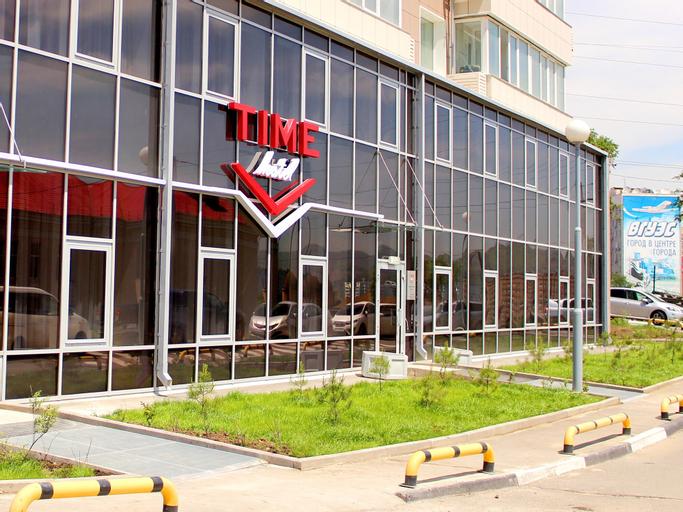 Time Hotel, Vladivostok gorsovet