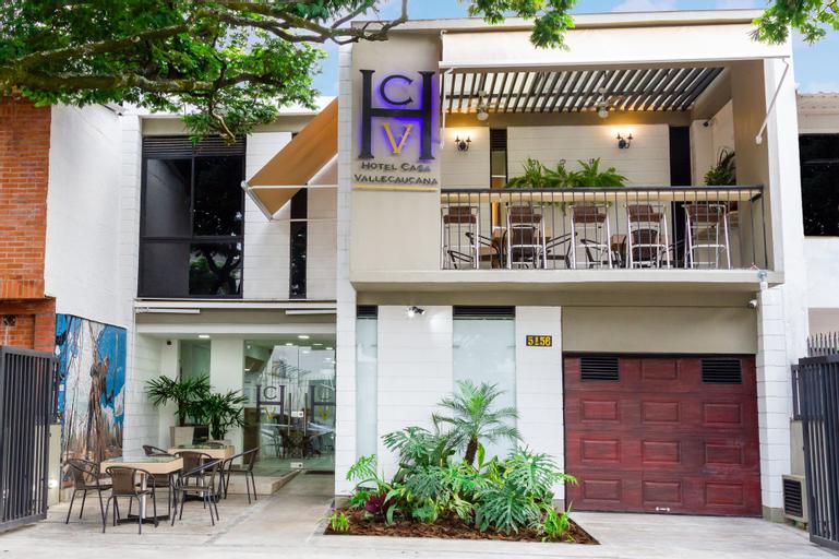 Hotel Casa Vallecaucana, Santiago de Cali