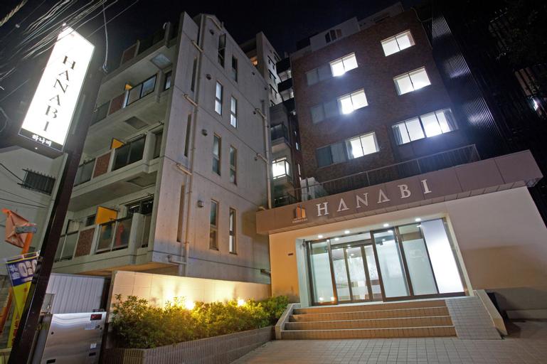 Hotel Hanabi, Shinjuku