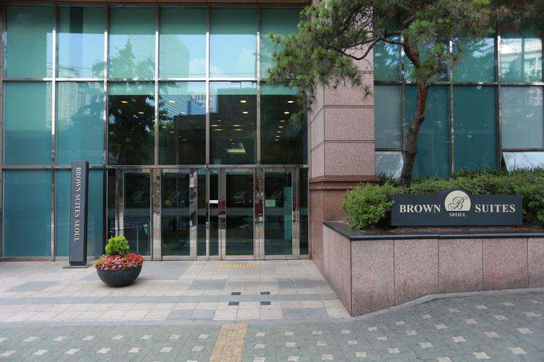 Brown Suites Seoul, Jung