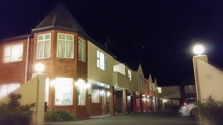 Rosewood Court Motel, Christchurch