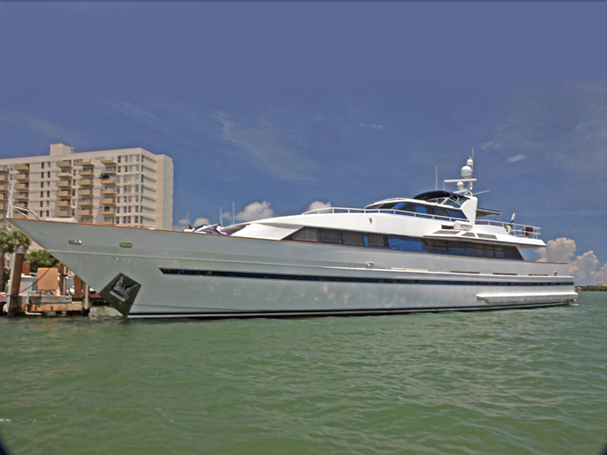 Salt Dancer Mega Yacht Vacation,