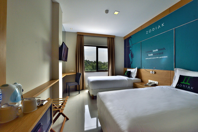 Zodiak MT Haryono by KAGUM Hotels, East Jakarta
