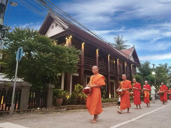 Ancient Luang Prabang Hotel, Chomphet