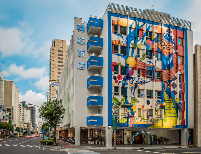 Legend Hotel Pier 2, Kaohsiung