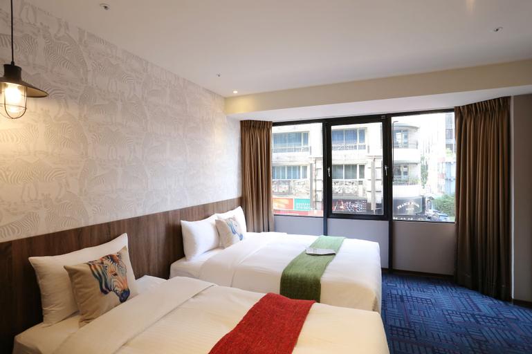 ARK Hotel-Chang'an Fuxing, Taipei City