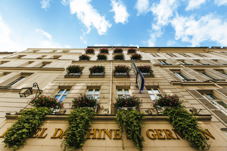 Hotel Dauphine Saint Germain, Paris
