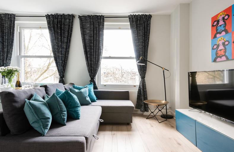 The Love Walk Apartments, London