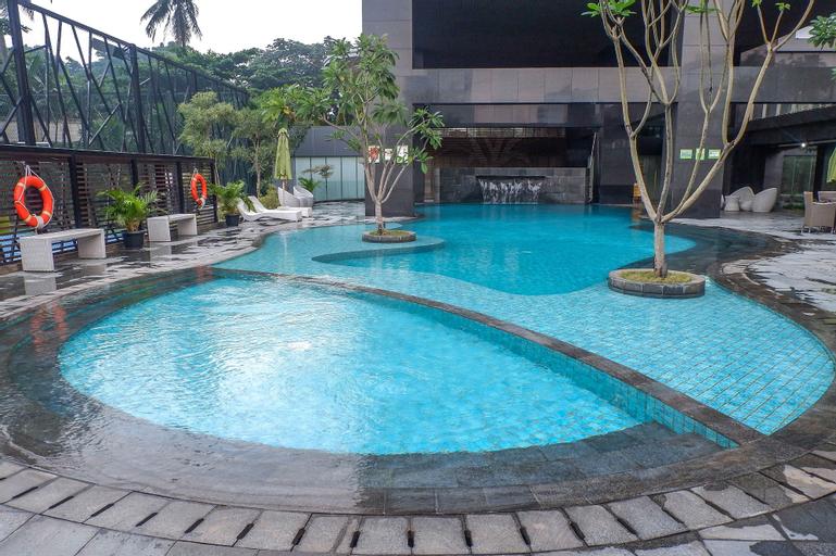 Luxurious L'Avenue Apartment, South Jakarta