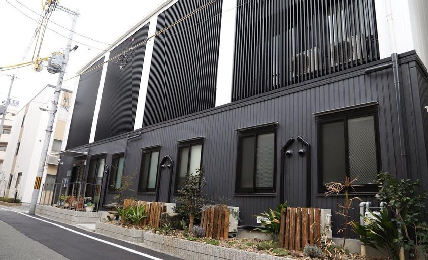 HOSTEL TAICHI-HOUSE, Osaka