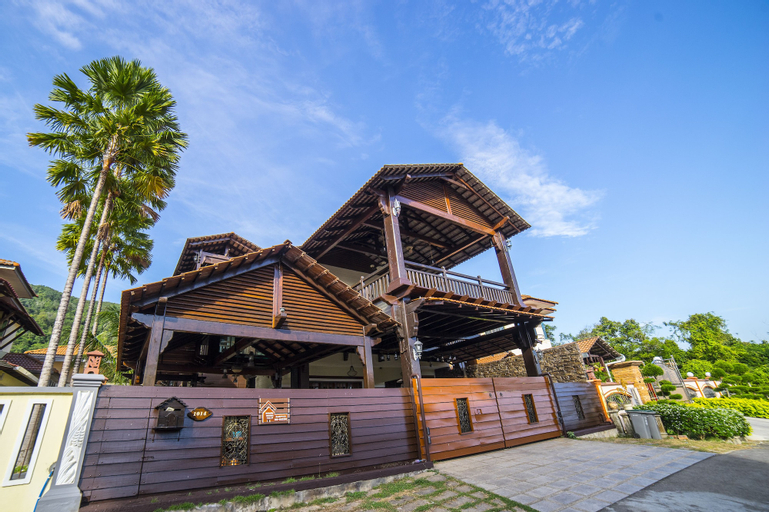 Bahau Woodz Villa, Jempol