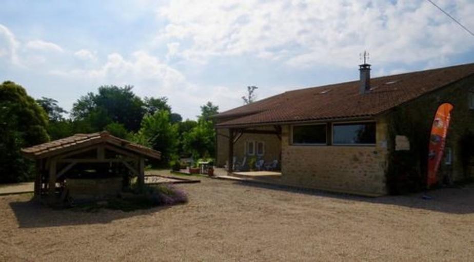 Domaine les Messauts - Gîte Le Pêcher, Gironde