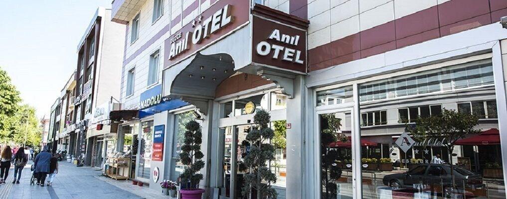 Duzce Anil Hotel, Merkez