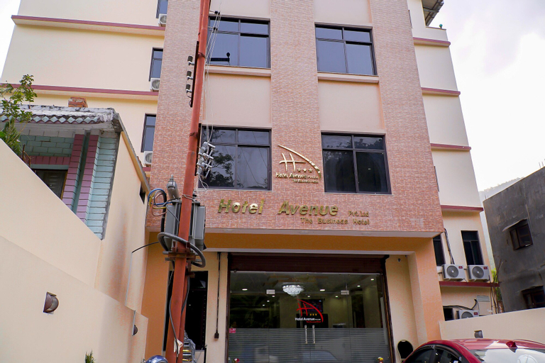 Avenue Hotel, Lumbini