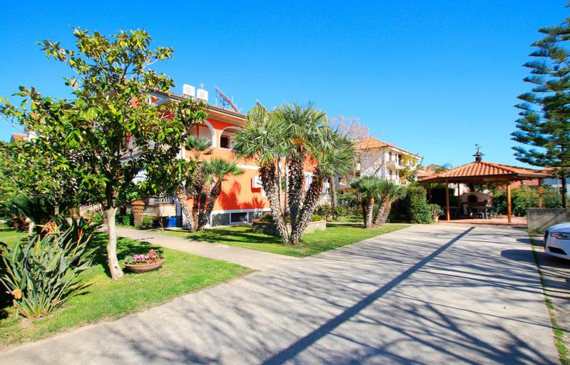 Villa Magnolia, Salerno