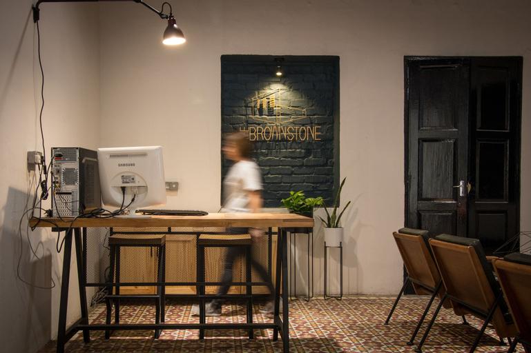The Brownstone Hostel & Space, Kinta