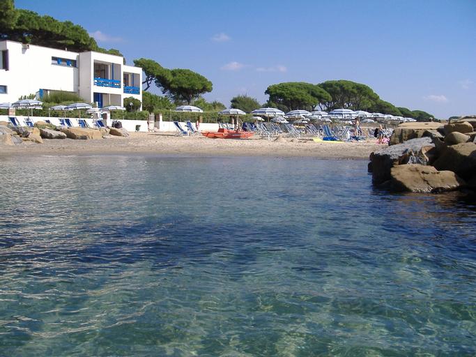 Baia Etrusca, Livorno