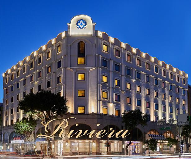 The Riviera Hotel, Taipei City