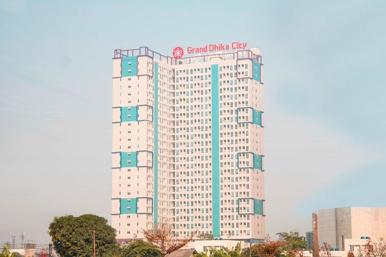 OYO Flagship 755 Appartel Grand Dhika City, Bekasi