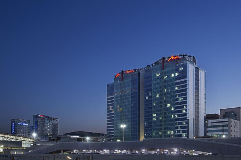 Asti Hotel Busan, Dong