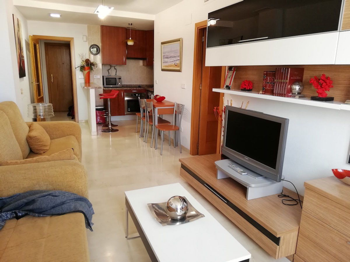 Atrium Plaza Apartment, Alicante