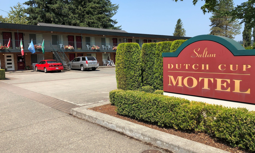 Sultan, Dutch Cup Motel, Snohomish