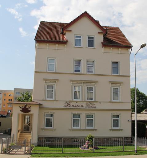 Der kleine Nachbar, Gotha