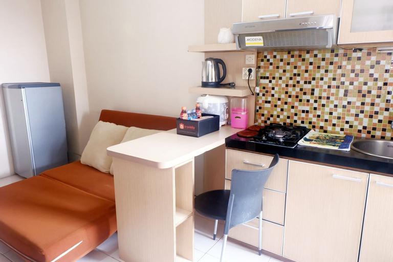 Kalibata Apartment With Sofa Bed Near Shopping Center, South Jakarta