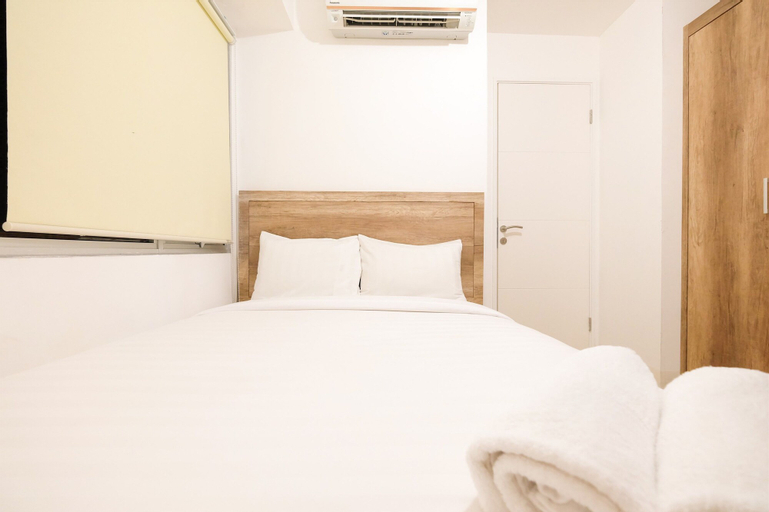 Comfort 2BR with City View Bassura City Apartment By Travelio, East Jakarta
