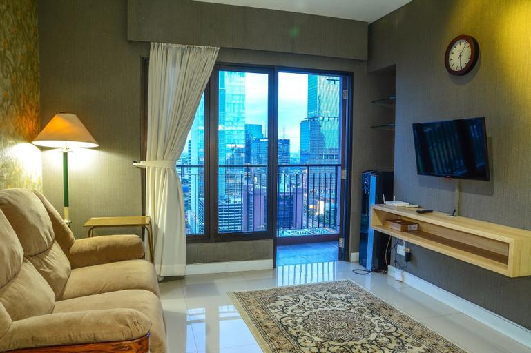 1 Bedroom Tamansari Semanggi By Travelio, South Jakarta