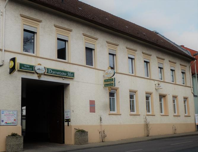 Darmstädter Hof, Mainz