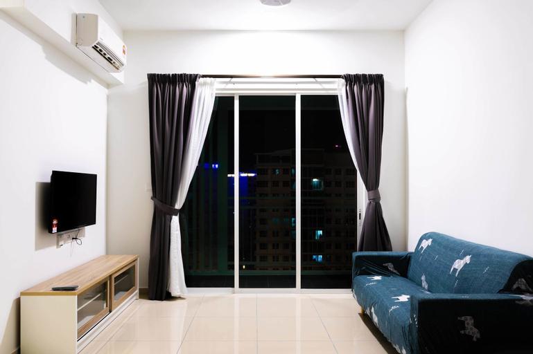 The Solarium Suite by D Imperio Homestay, Barat Daya