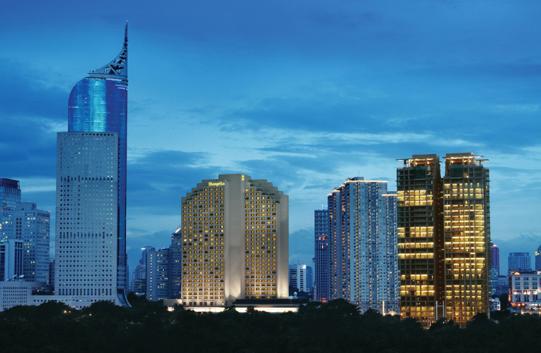 Shangri-La Jakarta, Central Jakarta