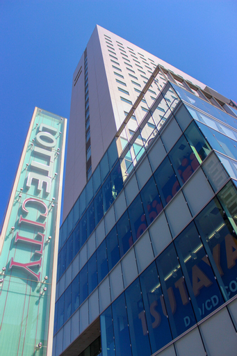 Lotte City Hotel Kinshicho, Sumida
